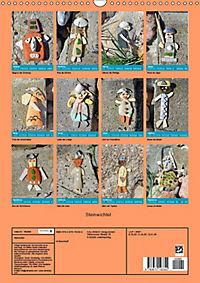 Steinwichtel (Wandkalender 2019 DIN A3 hoch) - Produktdetailbild 13