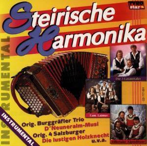 Steirische Harmonika, Diverse Interpreten