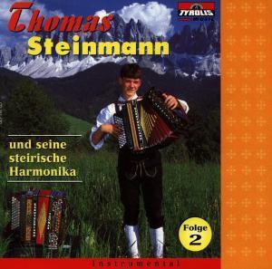 Steirische Harmonika Folge 2, Thomas Steinmann