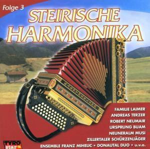 Steirische Harmonika - Folge 3, Diverse Interpreten