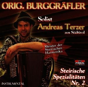 Steirische Spezialitäten Nr. 2, Andreas Terzer