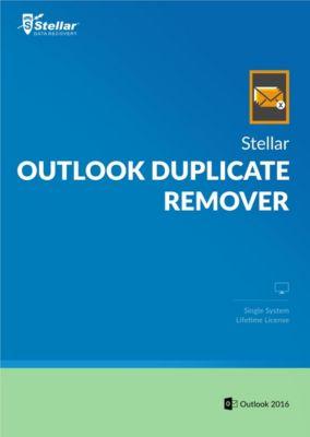 Stellar Outlook Duplicate Remover FR