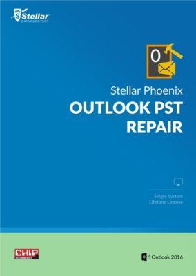 Stellar Phoenix Outlook PST Repair V8 EN