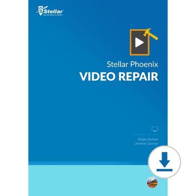 Stellar Phoenix Video Repair Mac V2 - FR