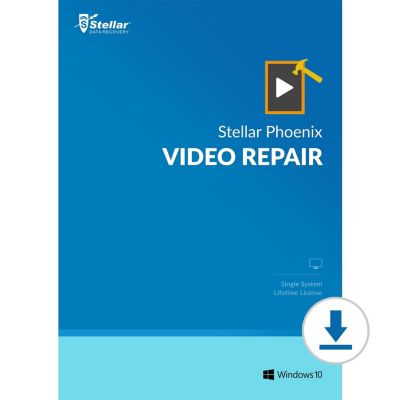 Stellar Phoenix Video Repair Win V2 - FR