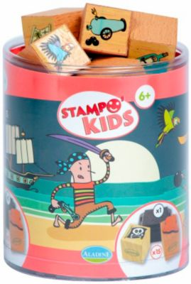 Stempel Stampo Kids Piraten
