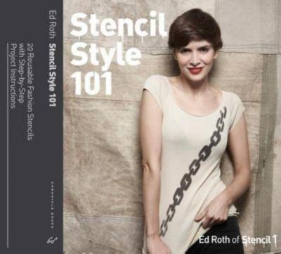 Stencil Style 101, Ed Roth