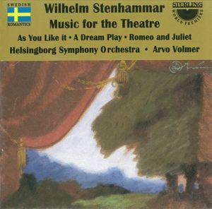 Stenhammer:Theatermusik, Wilhelm Stenhammer