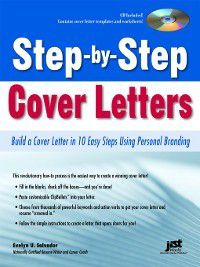 Step-by-Step Cover Letters, Evelyn U Salvador