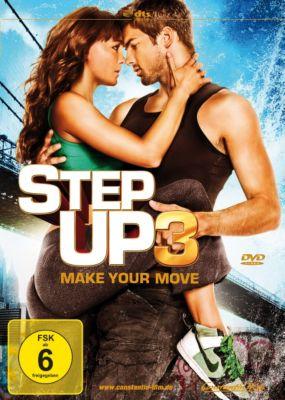 Step Up 3, Amy Andelson, Emily Meyer, Duane Adler