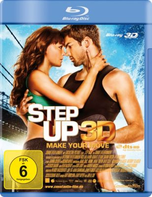 Step Up 3 - 3D-Version, Amy Andelson, Emily Meyer, Duane Adler