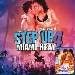 Step Up Miami Heat, Various