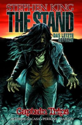 Stephen King, The Stand, Comic - Captain Trips - Stephen King |