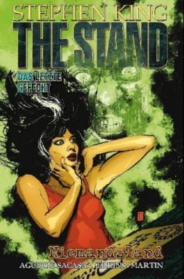 Stephen King, The Stand, Comic - Niemandsland