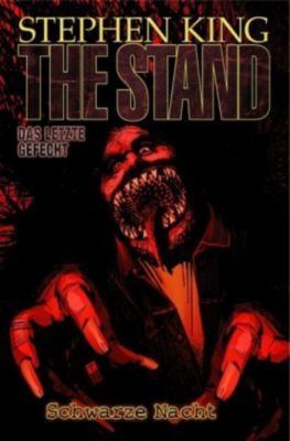 Stephen King, The Stand, Comic - Schwarze Nacht