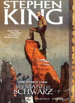 Stephen Kings Der Dunkle Turm - Der Mann in Schwarz, Graphic Novel - Stephen King  