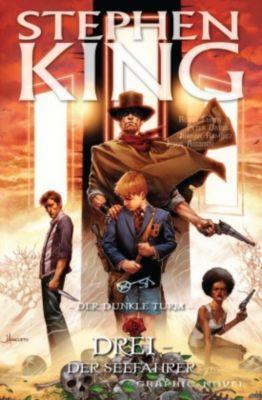 Stephen Kings Der Dunkle Turm - Drei - Der Seefahrer, Graphic Novel