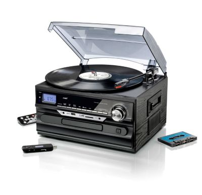 Stereoanlage mit Aufnahmefunktion
