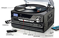 Stereoanlage mit Aufnahmefunktion - Produktdetailbild 1