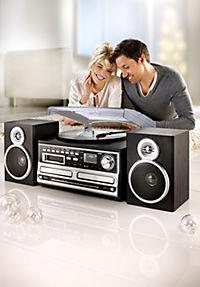 stereoanlage mit cd brenner jetzt bei bestellen. Black Bedroom Furniture Sets. Home Design Ideas