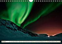 Sternenhimmel im magischen Licht - Polarlicht und Milchstraße (Wandkalender 2019 DIN A4 quer) - Produktdetailbild 6
