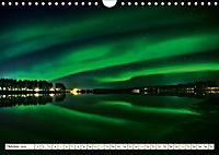 Sternenhimmel im magischen Licht - Polarlicht und Milchstraße (Wandkalender 2019 DIN A4 quer) - Produktdetailbild 10