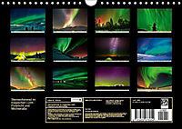 Sternenhimmel im magischen Licht - Polarlicht und Milchstraße (Wandkalender 2019 DIN A4 quer) - Produktdetailbild 13