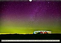 Sternenhimmel im magischen Licht - Polarlicht und Milchstraße (Wandkalender 2019 DIN A3 quer) - Produktdetailbild 11
