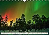 Sternenhimmel im magischen Licht - Polarlicht und Milchstraße (Wandkalender 2019 DIN A4 quer) - Produktdetailbild 3