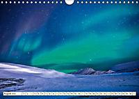 Sternenhimmel im magischen Licht - Polarlicht und Milchstraße (Wandkalender 2019 DIN A4 quer) - Produktdetailbild 8