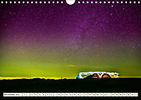Sternenhimmel im magischen Licht - Polarlicht und Milchstraße (Wandkalender 2019 DIN A4 quer) - Produktdetailbild 11