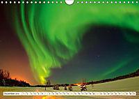 Sternenhimmel im magischen Licht - Polarlicht und Milchstraße (Wandkalender 2019 DIN A4 quer) - Produktdetailbild 12