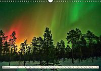 Sternenhimmel im magischen Licht - Polarlicht und Milchstraße (Wandkalender 2019 DIN A3 quer) - Produktdetailbild 3