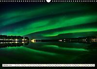 Sternenhimmel im magischen Licht - Polarlicht und Milchstraße (Wandkalender 2019 DIN A3 quer) - Produktdetailbild 10
