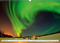 Sternenhimmel im magischen Licht - Polarlicht und Milchstraße (Wandkalender 2019 DIN A3 quer) - Produktdetailbild 12
