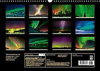 Sternenhimmel im magischen Licht - Polarlicht und Milchstraße (Wandkalender 2019 DIN A3 quer) - Produktdetailbild 13