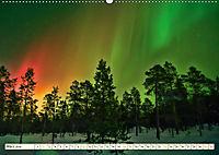 Sternenhimmel im magischen Licht - Polarlicht und Milchstraße (Wandkalender 2019 DIN A2 quer) - Produktdetailbild 3
