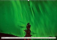 Sternenhimmel im magischen Licht - Polarlicht und Milchstrasse (Wandkalender 2019 DIN A2 quer) - Produktdetailbild 4