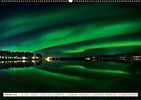 Sternenhimmel im magischen Licht - Polarlicht und Milchstraße (Wandkalender 2019 DIN A2 quer) - Produktdetailbild 10