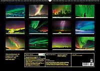 Sternenhimmel im magischen Licht - Polarlicht und Milchstrasse (Wandkalender 2019 DIN A2 quer) - Produktdetailbild 13