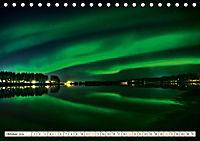 Sternenhimmel im magischen Licht - Polarlicht und Milchstraße (Tischkalender 2019 DIN A5 quer) - Produktdetailbild 10