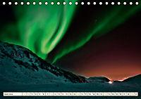 Sternenhimmel im magischen Licht - Polarlicht und Milchstraße (Tischkalender 2019 DIN A5 quer) - Produktdetailbild 6