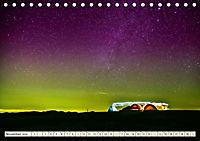 Sternenhimmel im magischen Licht - Polarlicht und Milchstraße (Tischkalender 2019 DIN A5 quer) - Produktdetailbild 11