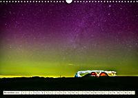 Sternenhimmel im magischen Licht - Polarlicht und Milchstrasse (Wandkalender 2019 DIN A3 quer) - Produktdetailbild 11