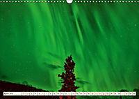 Sternenhimmel im magischen Licht - Polarlicht und Milchstrasse (Wandkalender 2019 DIN A3 quer) - Produktdetailbild 4