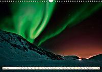 Sternenhimmel im magischen Licht - Polarlicht und Milchstrasse (Wandkalender 2019 DIN A3 quer) - Produktdetailbild 6