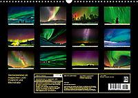 Sternenhimmel im magischen Licht - Polarlicht und Milchstrasse (Wandkalender 2019 DIN A3 quer) - Produktdetailbild 13
