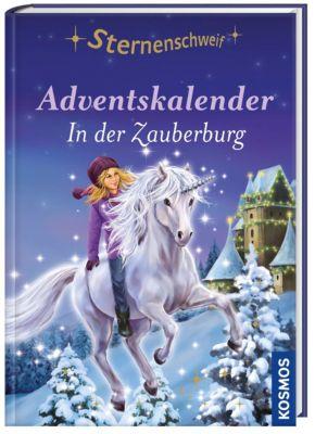 Sternenschweif, Adventskalender, In der Zauberburg - Linda Chapman |