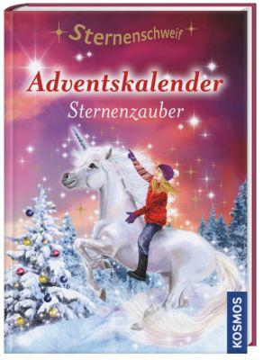 Sternenschweif Adventskalender, Sternenzauber, Linda Chapman