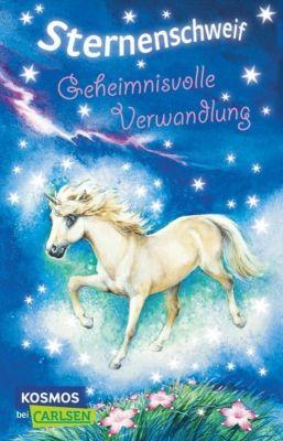Sternenschweif Band 1: Geheimnisvolle Verwandlung, Linda Chapman
